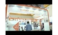 Topray Solar Renewx 2017 Exhibition Hyderabad Hybiz Video