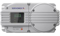 Servotough - Model Oxy 1800 - Hazardous Area Gas Analyzers