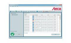 StecaGrid - User Visualisation Software