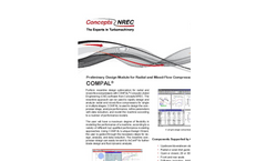 COMPAL - Preliminary Design Module for Radial and Mixed-Flow Compressors - Brochure