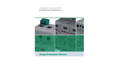 Monitoring Relays Devices Brochure