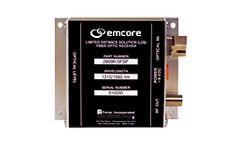 EMCORE - Model 2809 - 79 Channel CATV Optical Receiver