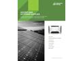 Ascent - Model AMS Series - Plasma Power Generators - Datasheet