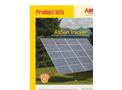 AllEarth - Solar Tracker Manual