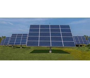 AllEarth - Model L20 - Landscape-Oriented Dual-Axis Solar Tracker