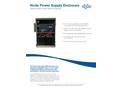 Alpha - Node Power Supply (NPS) Enclosure - Datasheet