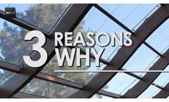 3 Reasons Why Onyx Solar`s Glass is a Game Changer - Video