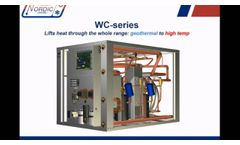Our New High-Temperature Hot Water Heat Pump - Video