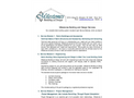 Milestones Fabric Building Customer Services