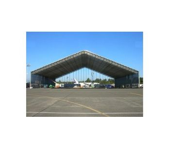 Aircraft Fabric Buildings and Hangars for the Aviation Industry