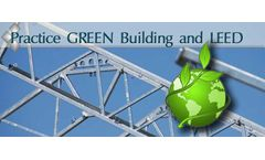 GREEN Fabric Buildings and LEED Certification Points