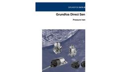 Grundfos - Model AMD-AMG-AFG - Mixers and Flowmakers - Submersible Agitators -  Brochure