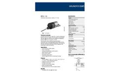 Industrial Direct Sensors DPI 0 - 1.0
