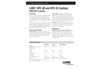 LORD - HPC-3B and HPC-3C - Coatings - Brochure
