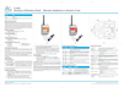 Elios4you - Model E4U - Monitoring and Self-Consumption Device  Instruction Manual