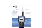 Audio and Acoustic Analyzer XL2  Leaflet