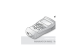 Minirator MR-PRO User Manual