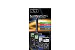 Acoustilyzer - AL1 - Compact Acoustical Analyzer - Leaflet