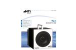 TalkBox - Acoustic Signal Generator - Leaflet
