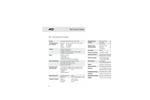 Digirator - DR2 - Digital Audio Signal Generator - Specifications