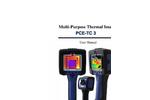 Multi-Purpose Thermal Imager PCE-TC 3