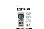 pH Meter PCE-228