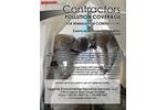 Contractors Pollution Coverage Brochure