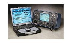 Model PBS-4100 PLUS - Aviation & Industrial Vibration Measurement Systems