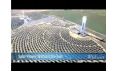 WSJ - Solar Plant to Generate Power After Sundown Video