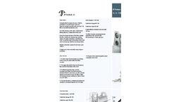 Volume Filter VF3 Brochure