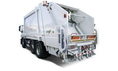 AMS - Model SPX - Industrial Waste Collection Vehicle