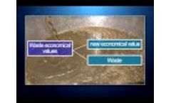 FMX Anti Fouling Membrane Wastewater Treatment - Video