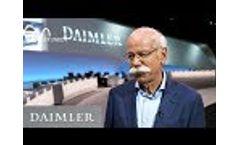 Daimler Annual Meeting 2018  Video