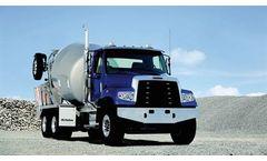 Daimler - Freightliner Truck
