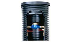 DANWELL - Model Alternative - Corrugated Plastic Pipe
