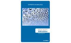 Pocket Titrator Brochure