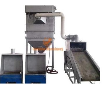 Henan - Physical Method Electronic Components Capacitor Dismantling Machine