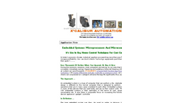 Embedded Systems In Bag House Controls