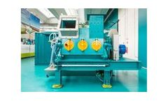 Model W - Biowaste Separation Mill
