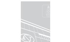 Model CV-8700U & CV-8700S - Control Valve Brochure