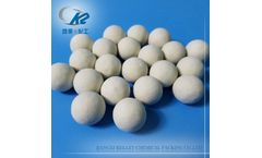 Kelley - 17% AL2O3 Inert Alumina Ceramic Ball - Catalyst Support Media