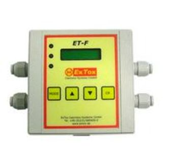 ExTox - Model NH3-20-IS - Transmitter