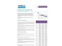 TOMCO2 - Model EA Series - Horizontal Carbon Dioxide Storage Units
