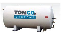 Flex - Flow Horizontal Carbon Dioxide Storage Units