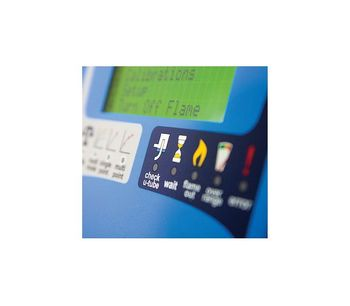 Flame photometer solution for measurement of sodium, potassium and calcium in plant extracts - Monitoring and Testing