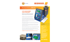 BWB - Model XP - 5 Channel Flame Photometer Brochure