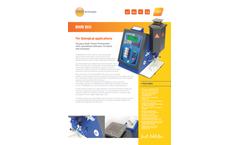 BWB - Bio Flame Photometer Brochure