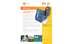BWB - Model FP/PC APP - Redefining Sugar Refining Flame Photometer Brochure