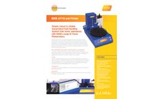 BWB - Model AFHS - Automated Fluid Handling System Brochure