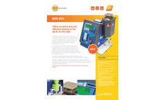 BWB - Soil Flame Photometer Brochure